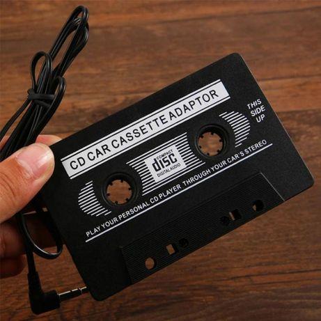 Адаптер кассета AUX для магнитол
