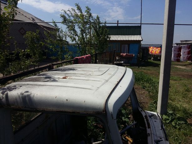 Продам кабину на ГАЗ-53