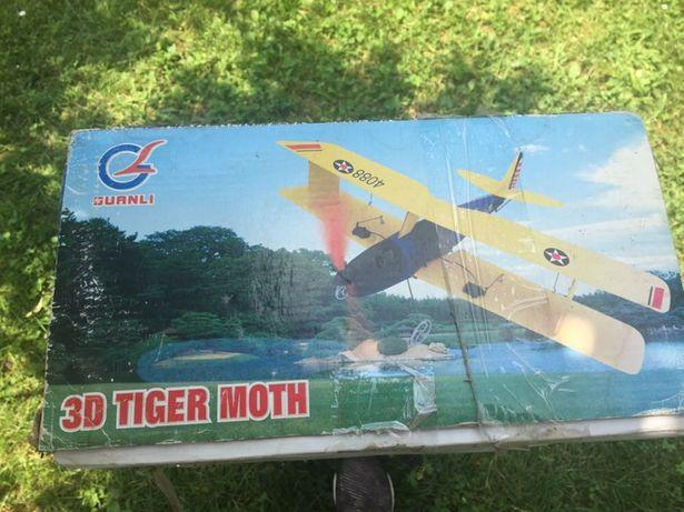Avion 3d tiger moth