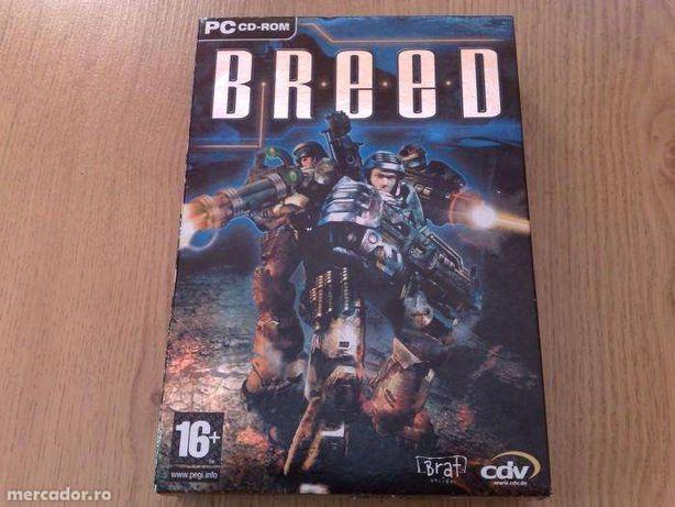 Joc PC ,,Breed,, nou, sigilat JOCURI PC