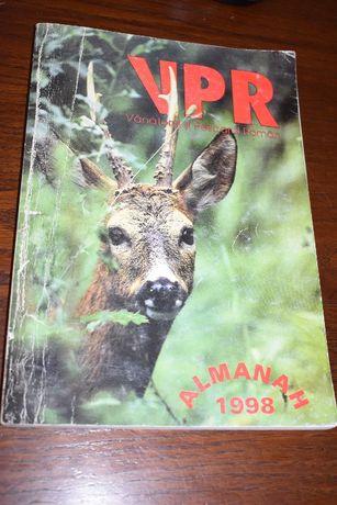 Almanah VPR / Vanatorul / Vinatorul si Pescarul anul 1998