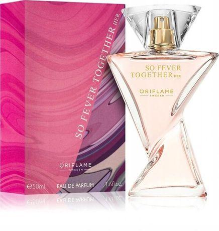 Parfum So Fever/ So Fever Together pentru Ea - Oriflame