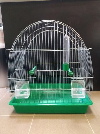 Нови!!!Клетка за птици(папагали)-48×34×52