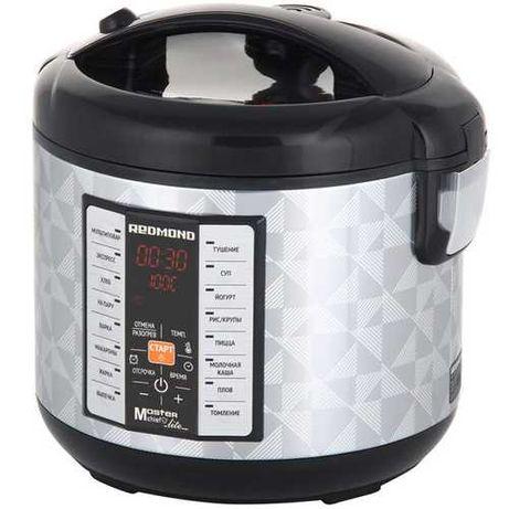 Мультиварка REDMOND RMK-M271 Black-Gray