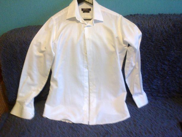 Продается мужская белая рубашка новая
