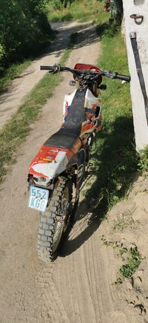 Motocross Rieju set 80+