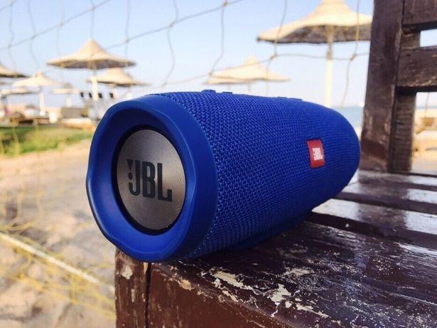 Хит 2019! JBL Charge 3 - Беспроводная Колонка Bluetooth + ПОДАРОК!