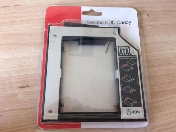 Second HDD Caddy 12 мм адаптер для второго жесткого диска