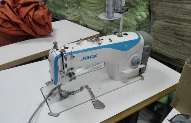 Продаётся новая швейная машина jack f4