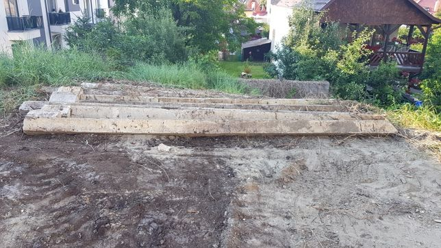 Grinzi beton armat 12 bucati - 460x16x18