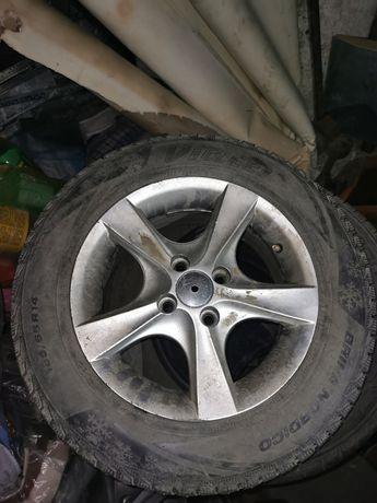Диски шины колёса