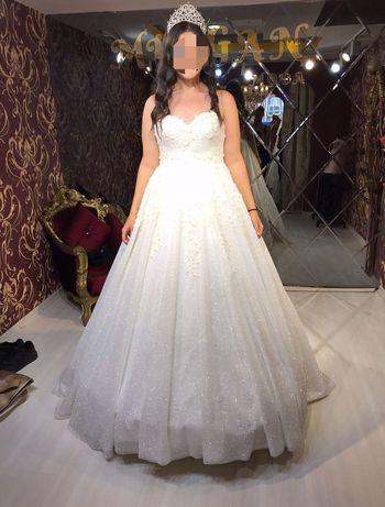 Официална Сватбена/булчинска рокля