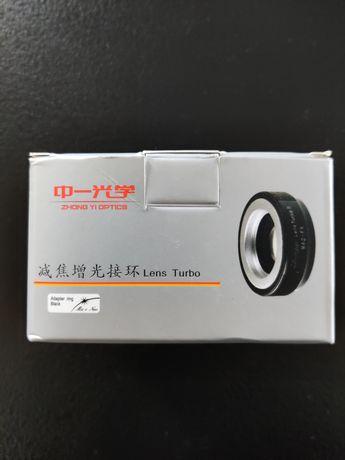 Adaptor Nou Mitakon Zhong Yi M42 la Fujifilm X