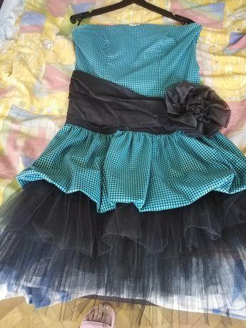 Официална юношеска рокля