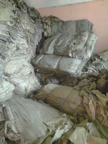 продам мешки полипропиленовые по 35тг,зеленого цвета