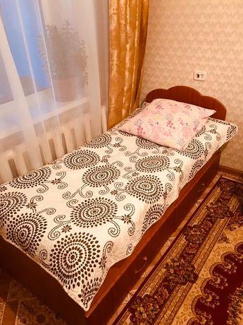 Кровать+ угловой шкаф