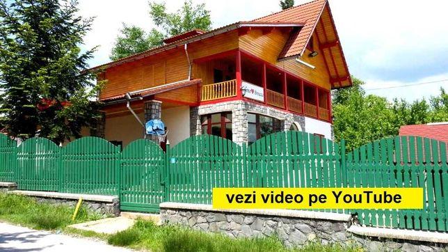 Aproape de Sinaia - Vila complet utilata Exceptionala!