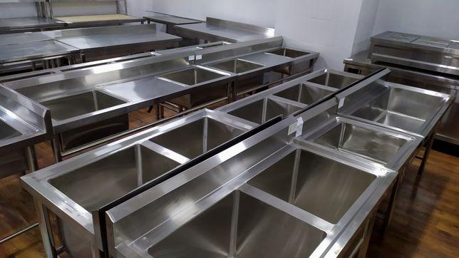 Столы Мойки стеллажи Тараз Нержавейка кафе ресторанов