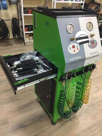 Машина за почистване на дизелови,бензинови инжектори ( дюзи)и DFP филт
