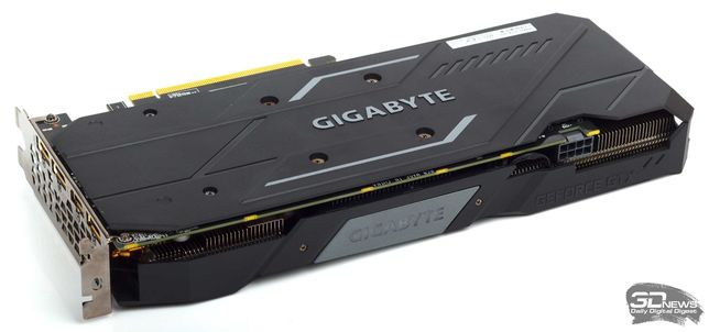 Gigabyte Geforce GTX 1660 TI