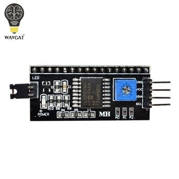 LCD1602 2004 LCD,PCF8574AT,PCF8574,Arduino,I2C,serial, microfon,