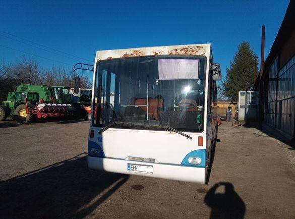 Автобус Чавдар 11 Г 6