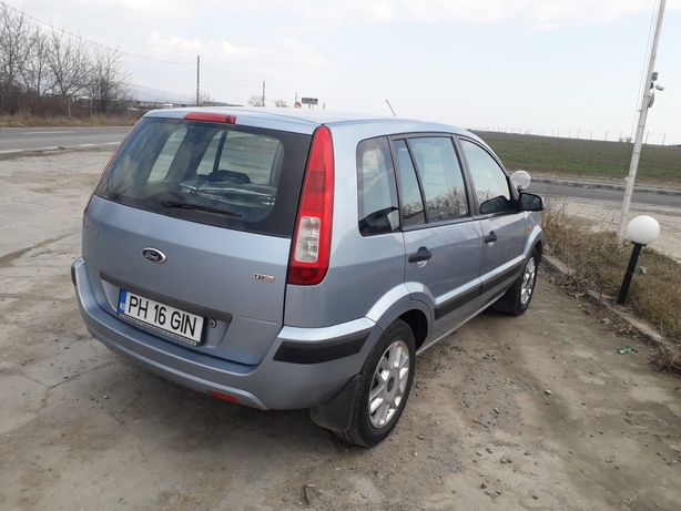 Ford Fusion 1.6 TDCI 90 cp