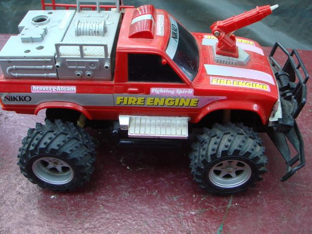 nikko troniko fire engine rtr rar