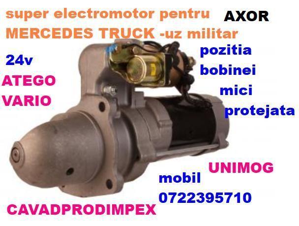 Electromotor camion Mercedes Atego ,AXOR,Vario-super rezistent