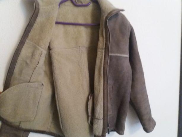 Куртка - дубленка мужская