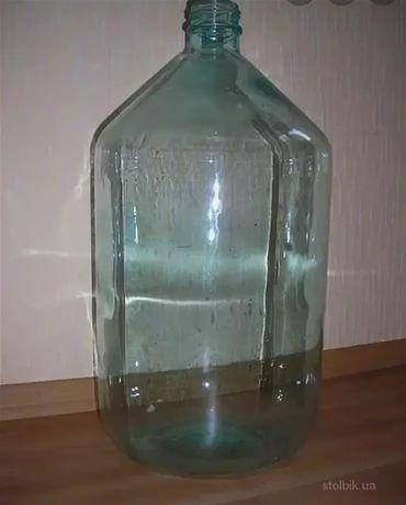 Бутыль 10 и 20 литров