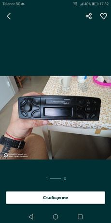 Касетофон за мерцедес. Б 6019