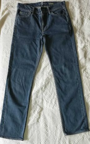Дънки N:29 Seven for all mankind