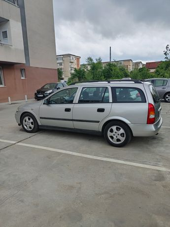 Opel. Astra.   G