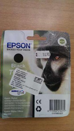 Черна тонер касета