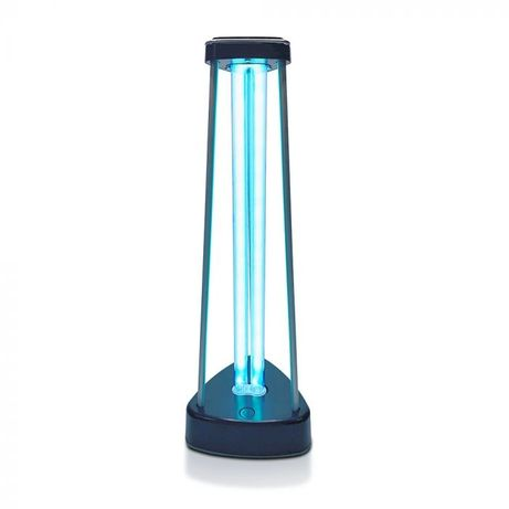 Бактерицидна Антивирусна Лампа 38W UV-C С Озон за площ до 60м2