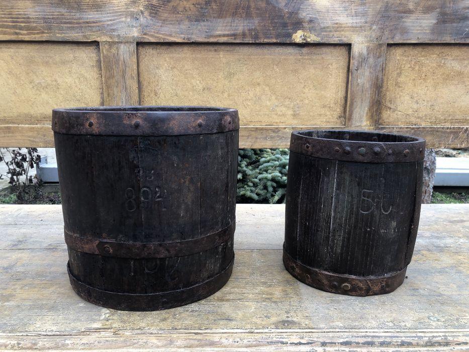 Masura de cereale,Caldare lemn Timisoara - imagine 1