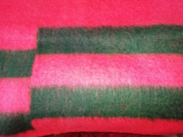 Вълнен одеял, вълнени терлици