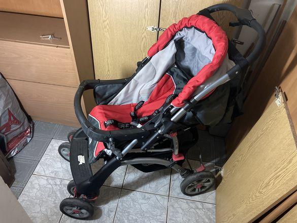 Комбинирана детска количка Чиполино