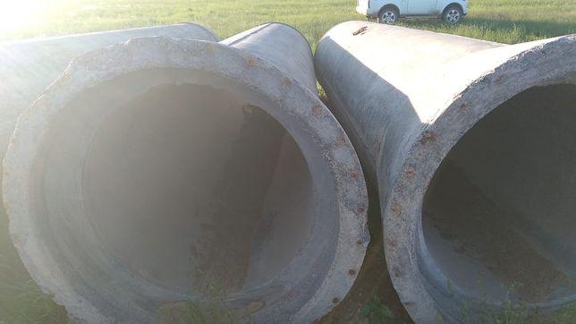 Продаю трубу бетонная диаметр 1000.