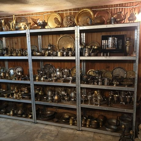 Разпродажба на антикварна колекция от над 20000бр. (50лв. за кг.