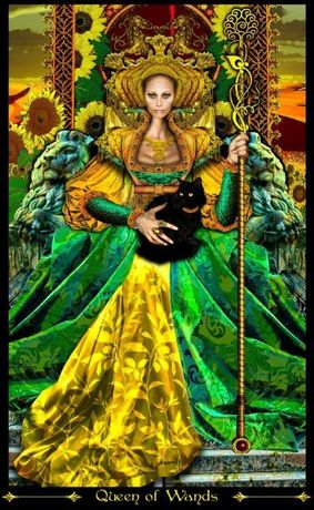 Tarotul Iluminat-Carti Tarot/ORIGINAL/ed lim 2013, superbe - SIGILAT