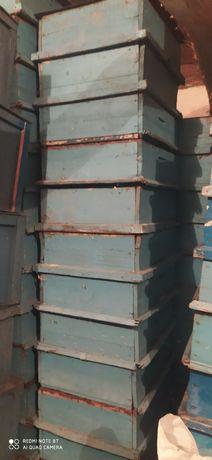 Пчелни магазини ДБ, 10 и 12 рамкови.