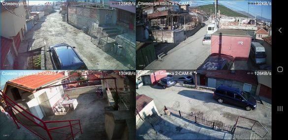 Видеонаблюдение изграждане,поддръжка,премахване на забравени пароли