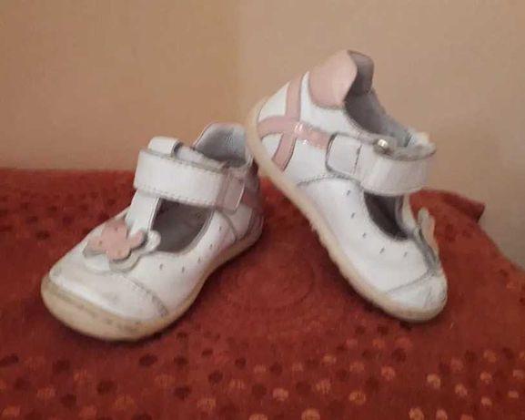 sandale copii mas. 19 din piele
