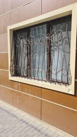 Решетки на окна Алматы