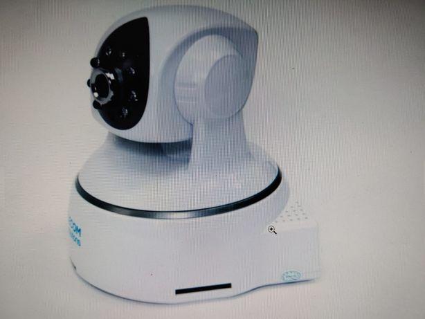 Camera supraveghere IP Biz Cam NV 530 microfon card IR miscare web