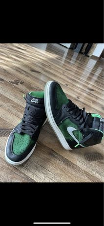 Jordan 1 high zoom green