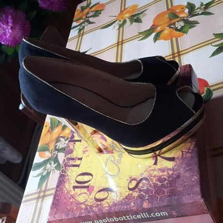 Дамски обувки Paolobotticelli N 38