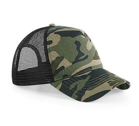 Sapca camo jungle trucker originala camuflaj